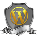 WordPress icon for WordPress training