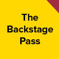 Internet Marketing Academy's backstage pass