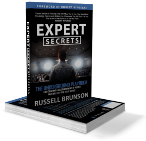 Get your FREE Expert Secrets Book